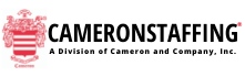 The Cameron and Comapny, Inc. - Pharmacy Staffing Agency